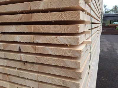 Topkwaliteit Steigerplanken kopmaat 200x30mm